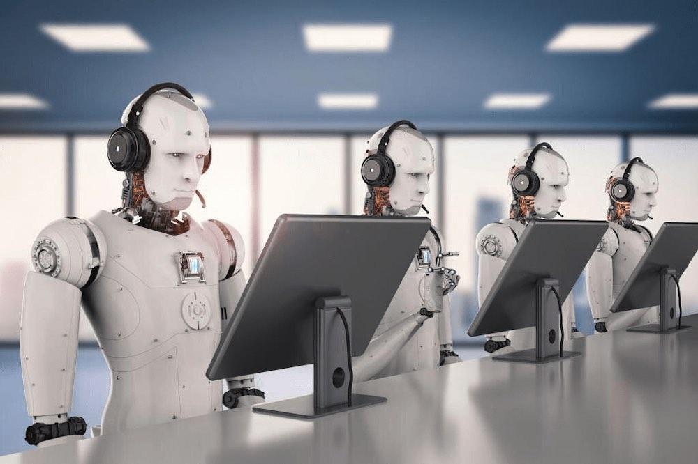 Как искусственный интеллект меняет бизнес. Поддержка клиентов