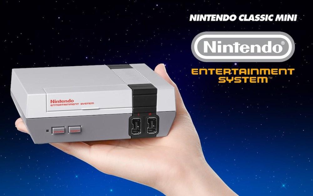 Мини-версия классической NES с 30 играми